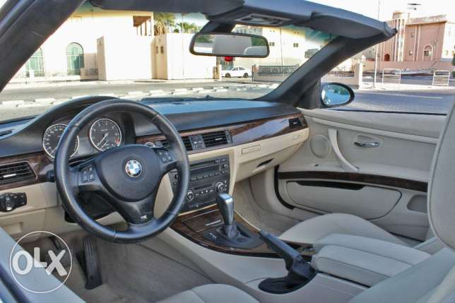 BMW 320 Convertible Excellent Condition توبلي -  5