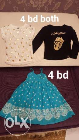 Used clothes excellent condition sizes 18 - 24 توبلي -  4