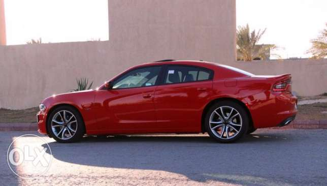 Dodge Charger Road and Track 2015 جزر امواج  -  2