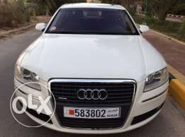 For Sale 2006 Audi A8 Quattro Single Owner Only 39000Km Bahrain Agency