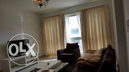 2 bedroom flat in Amwaj for rent/ fully furnished
