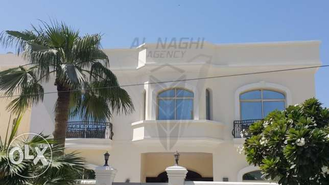 STUNNING ULTRA STAND Alone 4 BR Semi Furnished VILLA in SAAR For Rent