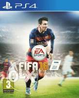 Brand new FIFA 16 and PES 2016