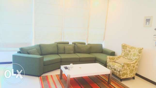 New Hidd 2 BHK+maidroom flat spacious