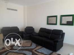 Um Al Hassam:- 2Bhk Fully Furnished Flat Available for Rent..
