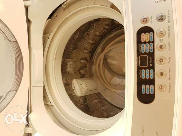 Westpoint washing machine