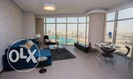 Sea view 1 bedroom apartment( DUPLEX )