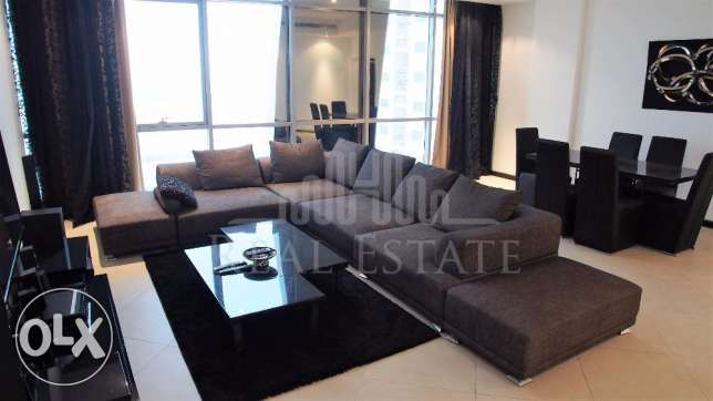 Modern Seaview apartment in Juffair