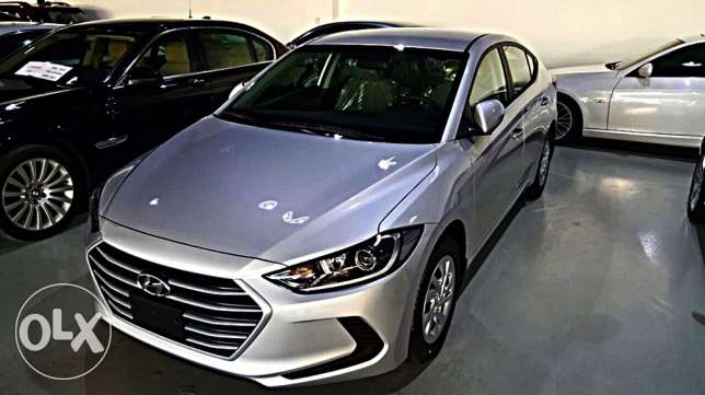 2017 Hyundai Elantra 0Km Brand New On Road