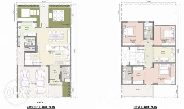 New Community in Diyar Muharraq with 4 Bedroom Villa المحرق‎ -  2