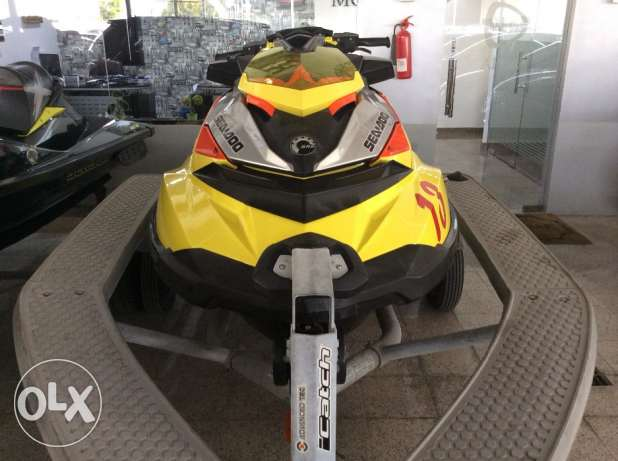 For Sale 2015 Seadoo RXP260 RS Bahrain Agency
