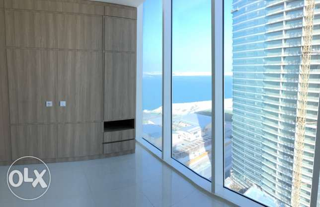 brand new 2 bedrooms apartment with sea view for sale