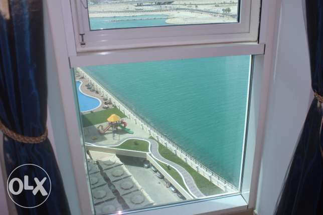 Wonderful Sea view 1 BR apartment in Seef