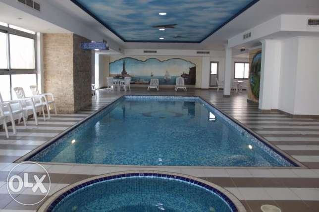 amazing 2 bedroom flat fully furnished in Juffair
