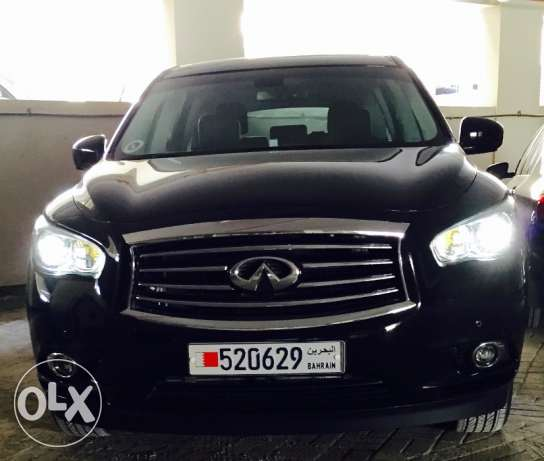 Infiniti QX60 2015 on sale