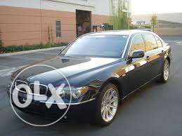 BMW 745 Li Full options 2003