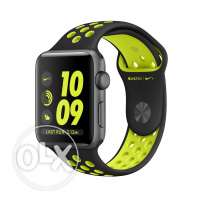 Apple Watch Nike+ 42mm with Black/Volt Nike Sport