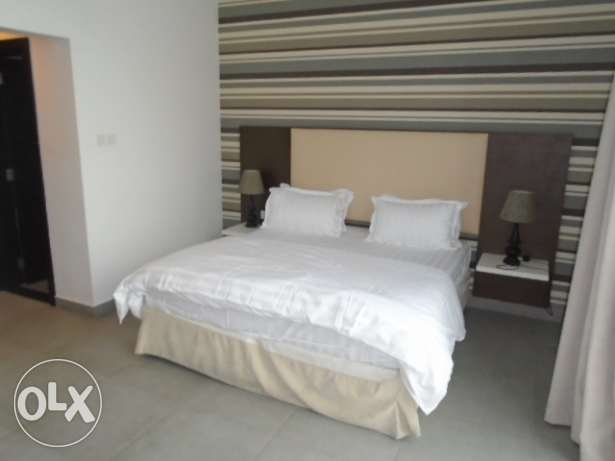 Great 1 bedroom flat fully furnished in Juffair