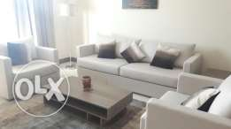 2 bedrooms,fully furnished apartment for rent in Seef area