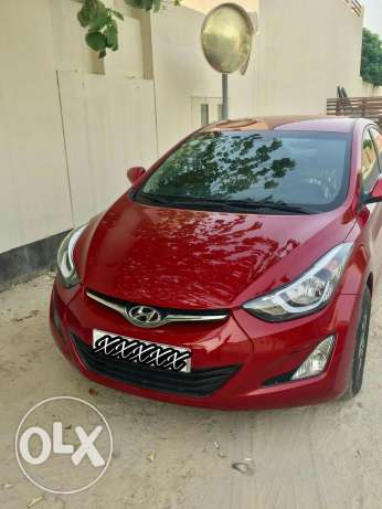 Hyundai Elentra 2016 for sale