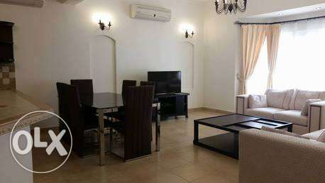 fully furnished apartment in saar