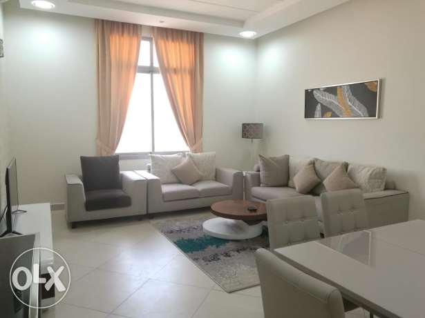 2 Bedrooms Fully Furnished Beautiful Apartment For Rent In Adliya.
