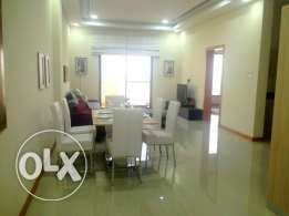 Beutifull Fully furnished apartment for rent at Amwaaj