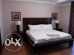 3 bedroom luxury fully furnished apartment with balcony