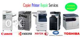 Printer & Photocopier repair maintenance services available