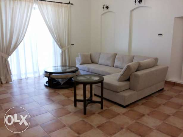 2 bedroom fully furnished apartment at seef