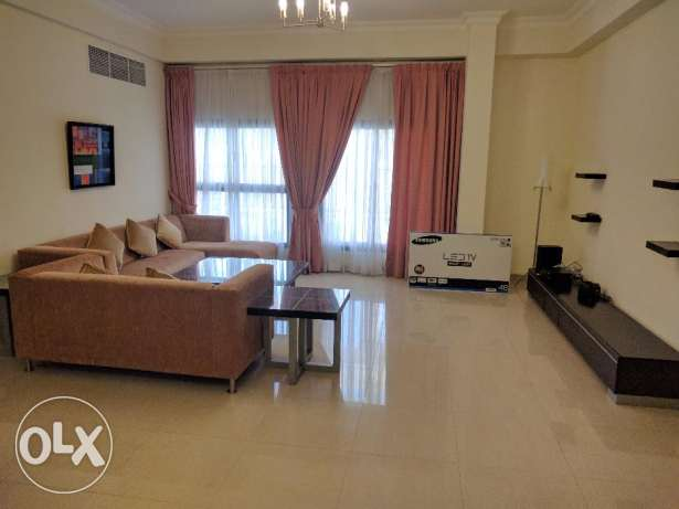 3 Bedroom fully furnished penthouse flat for rent - all inclusive