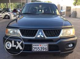 For Sale 2006 Mitsubishi Nativa GLS Bahrain Agency