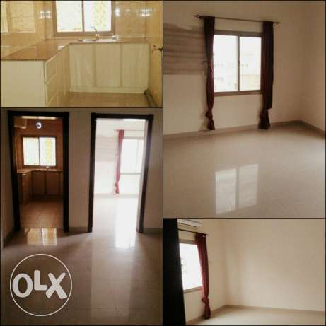 Adliya Near Markaz Saqafi 2 BHK For Rent. Unfurnished. Cover parking