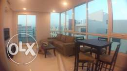 Semi Furnished Apartment For rent at Hidd (Ref No: 9HDSH)