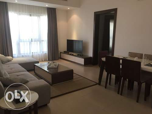 Fully furnished 2 bedroom apartment for rent in Mahooz. BD. 550/- Incl