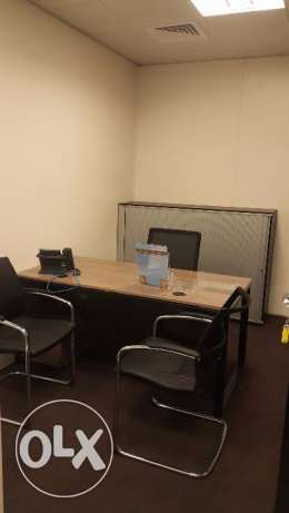Premium Serviced Office, Fully furnished, No Commission