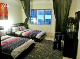 Fully Furnished 2 Bedroom Flat in Juffair