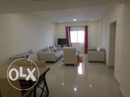 Fully Furnished 1 Bedroom apartment for rent at Busaiteen