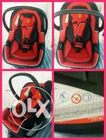 Ferrari booster car seat