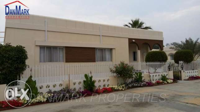 Single Storey 3 BR Semi furnished Villa with Pvt. Garden for rent SAAR