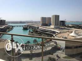 Awesome sea view 2 Bedrooms in Amwaj