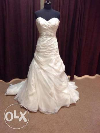 Unused Wedding Designer Dress for Sale (AW Collection)-With Tags
