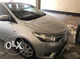 yaris 2014 only 34,000 km almost new