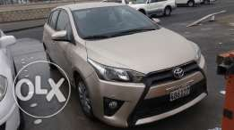 Toyota Yaris Full Option Hatch Back Well Maintained 2015 Model