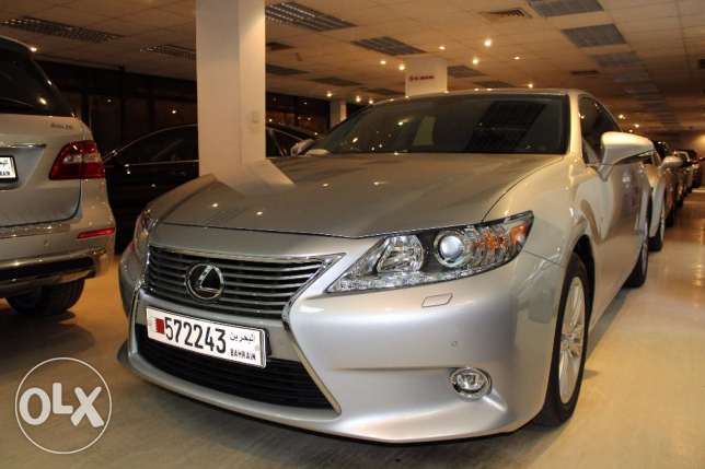 Lexus ES350, Full option