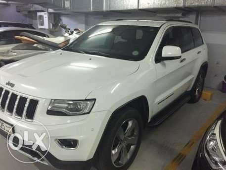 Jeep Grand Cherokee, Limited V8