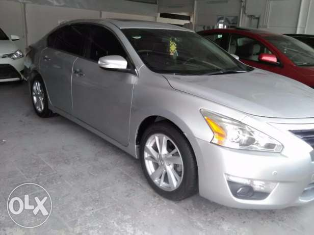 Nissan Altima 2013 full option for sale