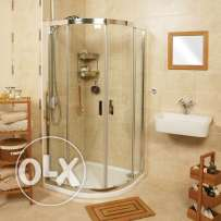 Bath tub glass brand new