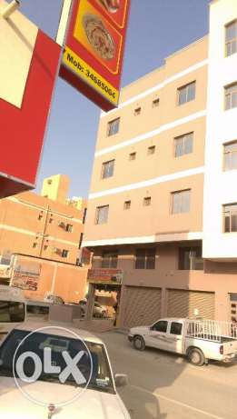 Shop for rent in Salmabad