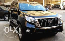 For Sale TOYOTA PRADO TXL V6, 2015 MY, Accident Free